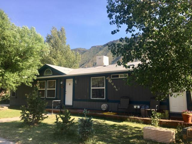 761 Burning Mountain Avenue, New Castle, CO 81647 (MLS #155099) :: McKinley Sales Real Estate