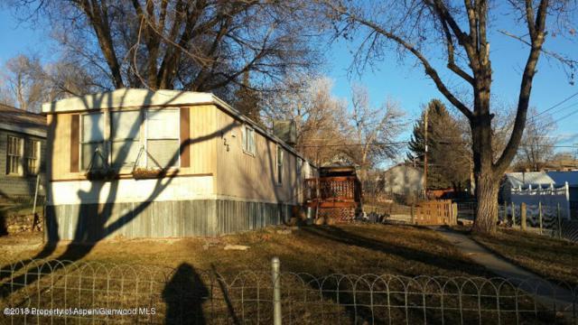 725 Colorado Street, Craig, CO 81625 (MLS #155105) :: McKinley Sales Real Estate