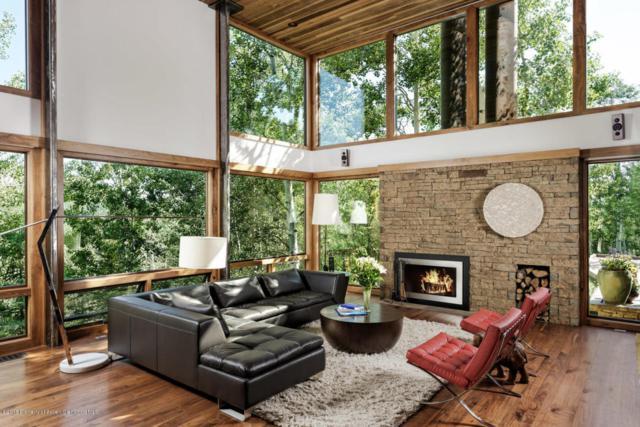 406 Ridge Road, Snowmass Village, CO 81615 (MLS #155149) :: McKinley Sales Real Estate