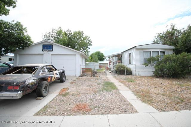 944 Cottonwood Avenue, Craig, CO 81625 (MLS #155230) :: McKinley Sales Real Estate
