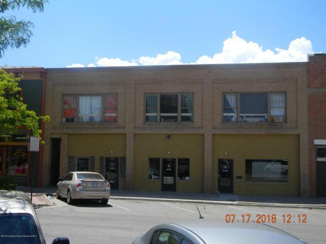 121 W 3rd Street, Rifle, CO 81650 (MLS #155240) :: McKinley Sales Real Estate
