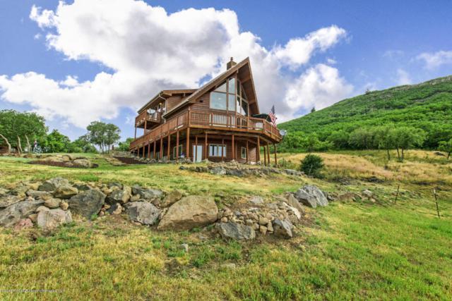 4501 Mountain Springs Road, Glenwood Springs, CO 81601 (MLS #155249) :: McKinley Sales Real Estate