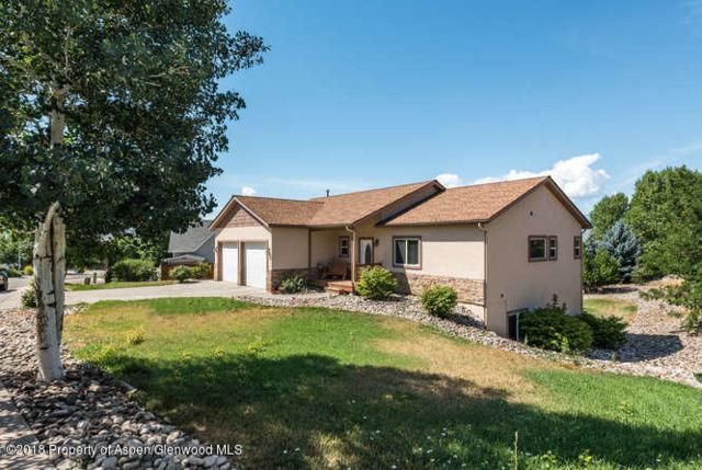 875 Antler Point Lane, Silt, CO 81652 (MLS #155261) :: McKinley Sales Real Estate