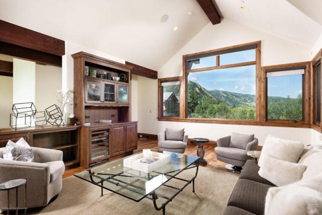 536 Walnut Street, Aspen, CO 81611 (MLS #155296) :: McKinley Sales Real Estate