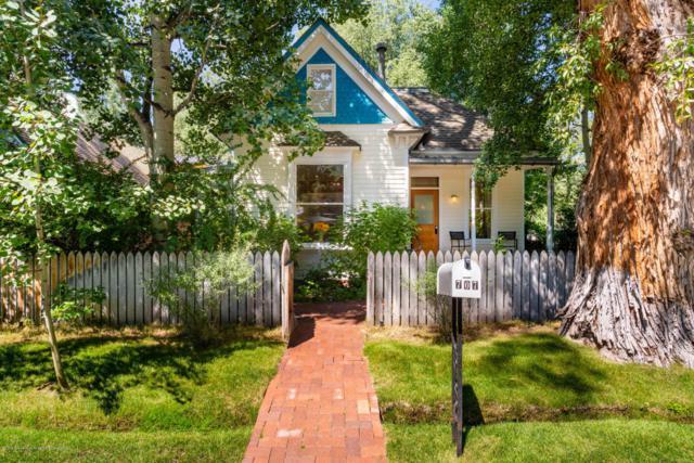 707 N Third Street, Aspen, CO 81611 (MLS #155340) :: McKinley Real Estate Sales, Inc.