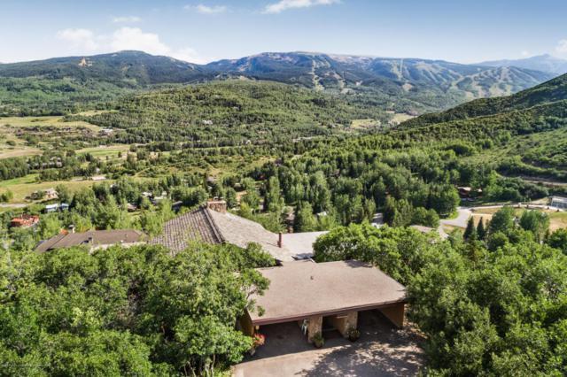 21 Lemond Circle, Snowmass Village, CO 81615 (MLS #155342) :: McKinley Sales Real Estate