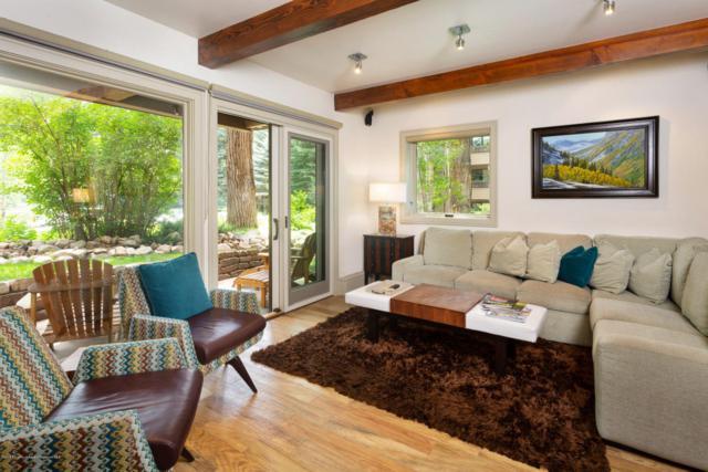 610 S West End Street D-103, Aspen, CO 81611 (MLS #155459) :: McKinley Real Estate Sales, Inc.