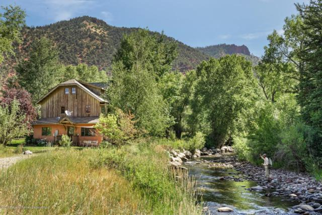 1870 Lower River Road, Snowmass, CO 81654 (MLS #155503) :: McKinley Sales Real Estate