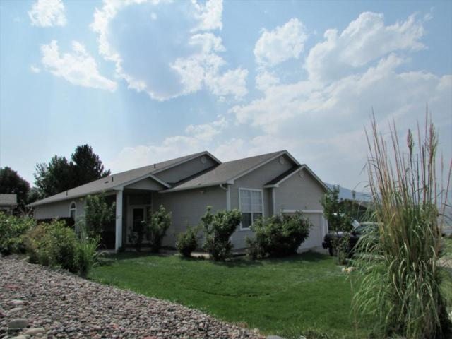 591 Ponderosa Circle, Parachute, CO 81635 (MLS #155567) :: McKinley Real Estate Sales, Inc.
