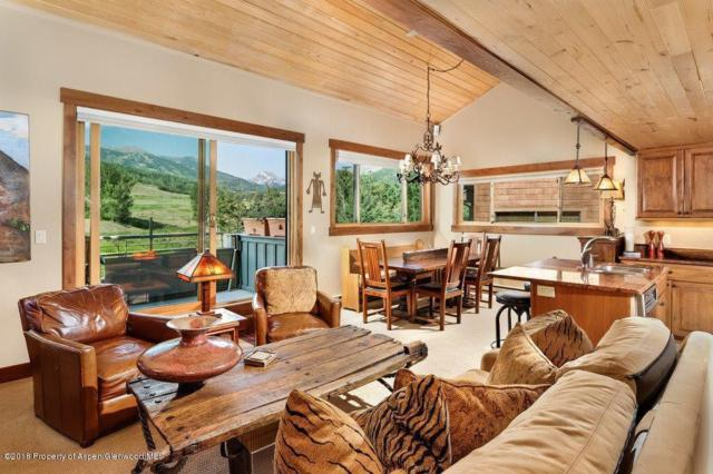 150 Snowmass Club Circle #1535, Snowmass Village, CO 81615 (MLS #155650) :: McKinley Sales Real Estate