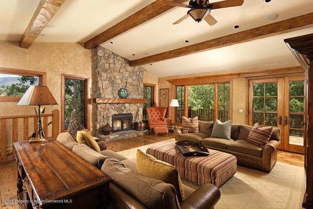 701 Brush Creek Road, Aspen, CO 81611 (MLS #155685) :: McKinley Sales Real Estate
