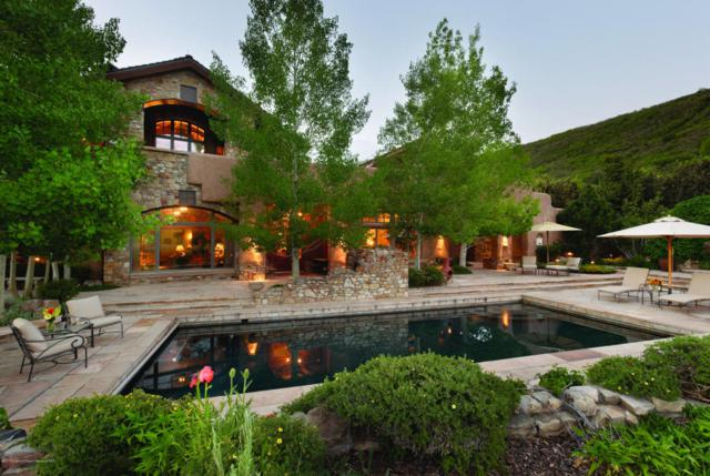 7846 Snowmass Creek Road, Snowmass, CO 81654 (MLS #155693) :: McKinley Sales Real Estate