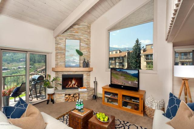 55 Upper Woodbridge Road A-4, Snowmass Village, CO 81615 (MLS #155758) :: McKinley Sales Real Estate