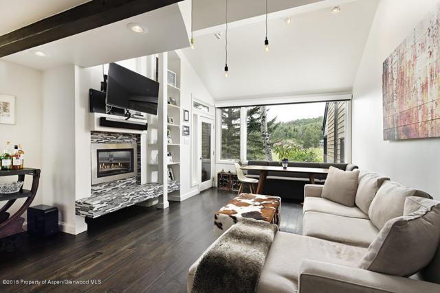 4000 Brush Creek Road #17, Snowmass Village, CO 81615 (MLS #155803) :: McKinley Sales Real Estate