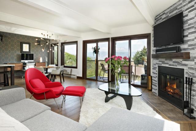 55 Upper Woodbridge Road I-4, Snowmass Village, CO 81615 (MLS #155834) :: McKinley Sales Real Estate