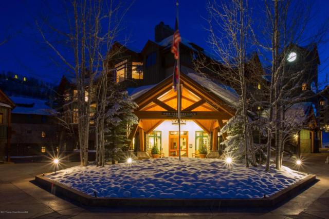 0126 Timbers Club Court M3-Iv, Snowmass Village, CO 81615 (MLS #155844) :: McKinley Real Estate Sales, Inc.