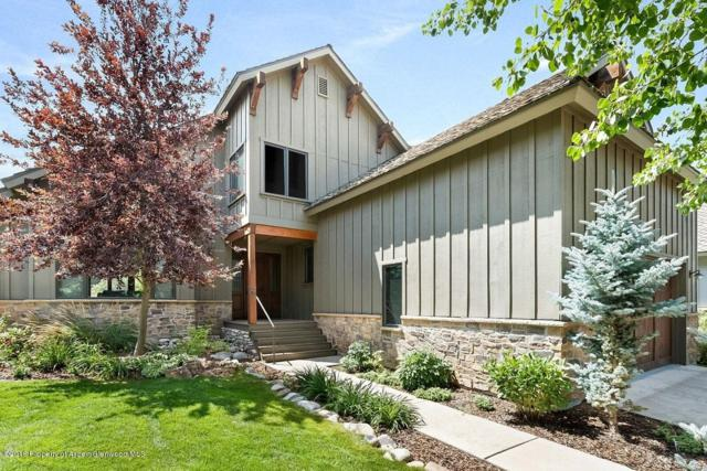 614 North Bridge Drive, Carbondale, CO 81623 (MLS #155945) :: McKinley Sales Real Estate