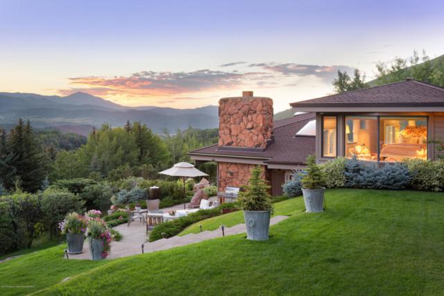 1683 Red Mountain Road, Aspen, CO 81611 (MLS #155988) :: McKinley Real Estate Sales, Inc.