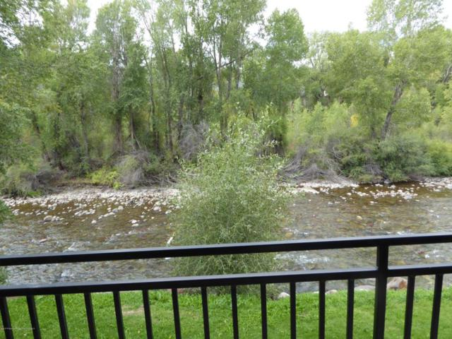 23284 Two Rivers Road 3-A, Basalt, CO 81621 (MLS #155997) :: McKinley Sales Real Estate