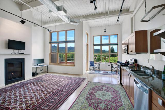 231 Robinson Street #304, Basalt, CO 81621 (MLS #156091) :: McKinley Sales Real Estate
