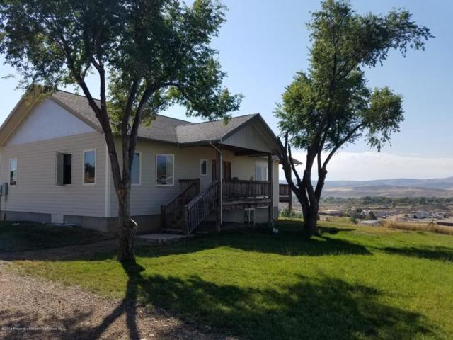 1100 Country Club Drive, Craig, CO 81625 (MLS #156099) :: McKinley Real Estate Sales, Inc.