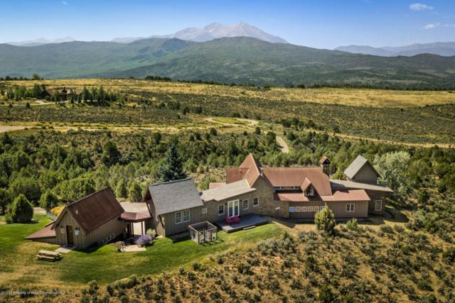 31 Wind River Road, Carbondale, CO 81623 (MLS #156110) :: McKinley Sales Real Estate