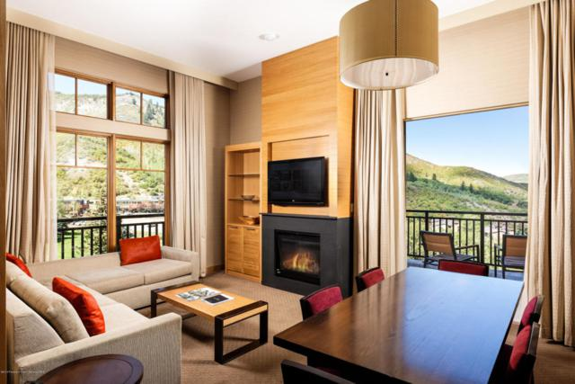 130 Wood Road #441, Snowmass Village, CO 81615 (MLS #156111) :: McKinley Sales Real Estate