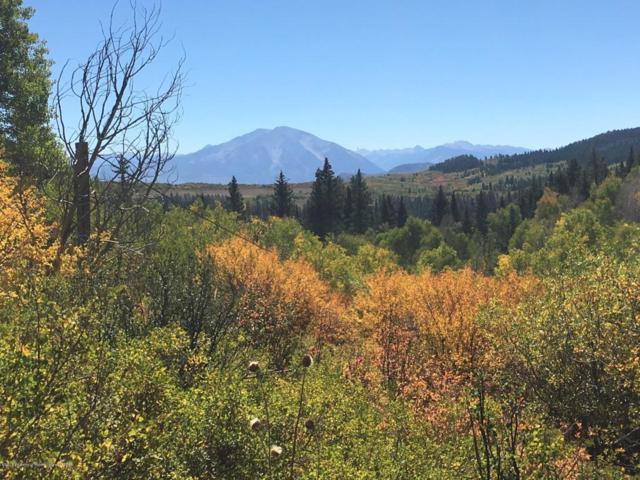 TBD Mountain Springs Road, Glenwood Springs, CO 81601 (MLS #156154) :: McKinley Real Estate Sales, Inc.