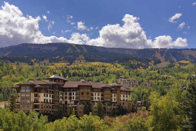 130 Wood Road #506, Snowmass Village, CO 81615 (MLS #156165) :: McKinley Sales Real Estate