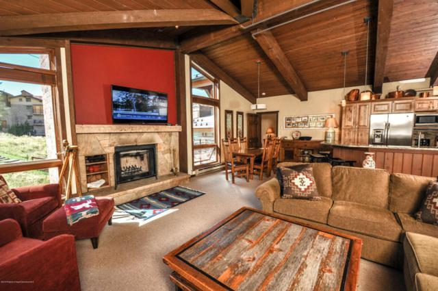 360 Wood Road #310, Snowmass Village, CO 81615 (MLS #156170) :: McKinley Sales Real Estate