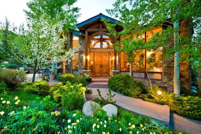 855 Horse Ranch Drive, Snowmass Village, CO 81615 (MLS #156211) :: McKinley Sales Real Estate