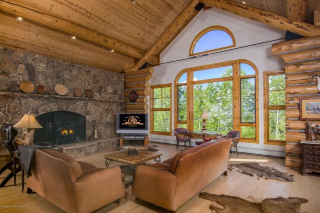 3877 Sopris Mtn Ranch Road, Basalt, CO 81621 (MLS #156316) :: McKinley Sales Real Estate