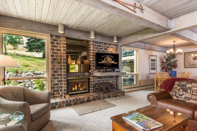 855 Carriage Way Trails 105, Snowmass Village, CO 81615 (MLS #156349) :: McKinley Sales Real Estate