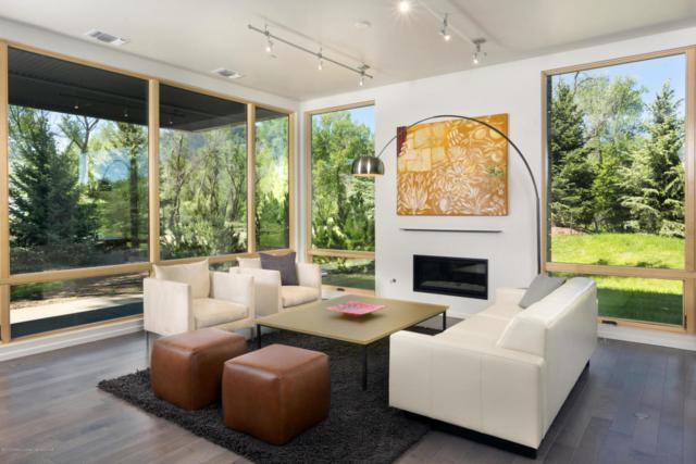 100 Evans Road Unit 105, Basalt, CO 81621 (MLS #156359) :: McKinley Sales Real Estate