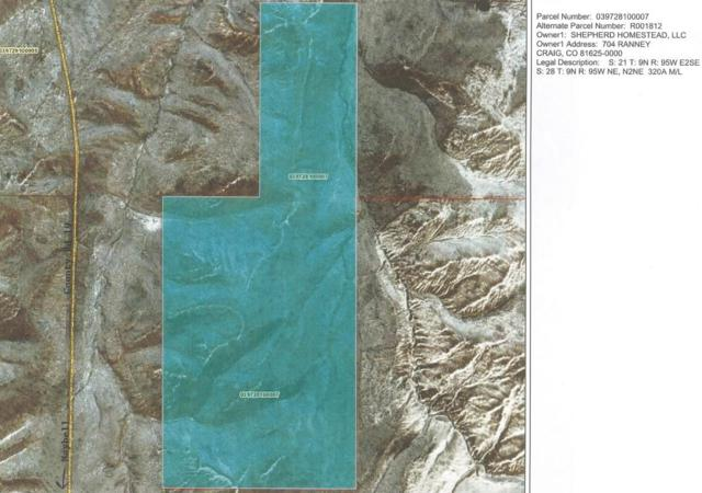 TBD N County Road 19, Maybell, CO 81640 (MLS #156423) :: McKinley Sales Real Estate