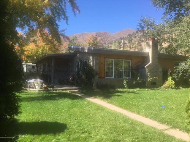 381 130 County Rd, Glenwood Springs, CO 81601 (MLS #156538) :: McKinley Sales Real Estate
