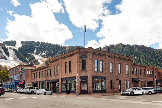 205 S Galena Street Unit 15, Aspen, CO 81611 (MLS #156539) :: McKinley Sales Real Estate