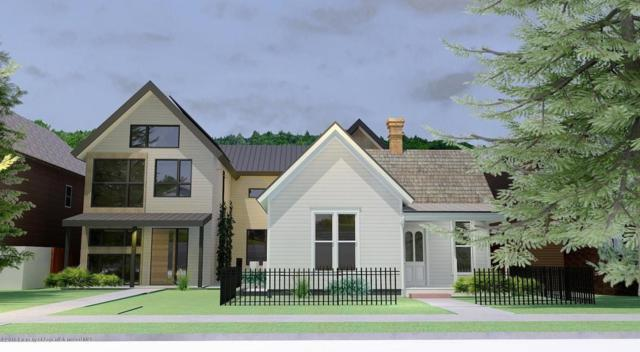 209 E Bleeker Street, Aspen, CO 81611 (MLS #156540) :: McKinley Sales Real Estate