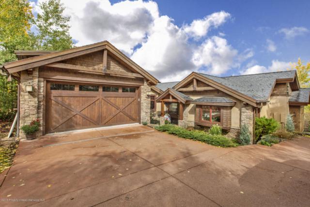 35 North Ridge Lane, Snowmass Village, CO 81615 (MLS #156552) :: McKinley Real Estate Sales, Inc.