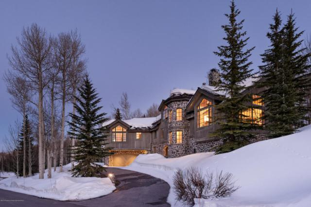143 Aspen Way, Snowmass Village, CO 81615 (MLS #156608) :: McKinley Real Estate Sales, Inc.