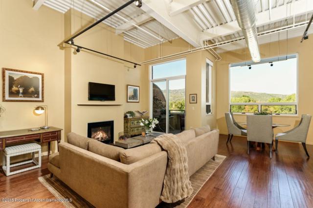 361 Robinson Street #302, Basalt, CO 81621 (MLS #156835) :: McKinley Real Estate Sales, Inc.