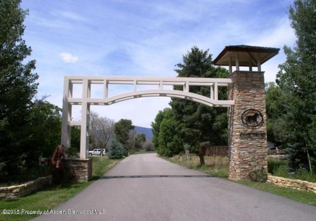 TBD Equestrian Way, Carbondale, CO 81623 (MLS #156864) :: McKinley Real Estate Sales, Inc.