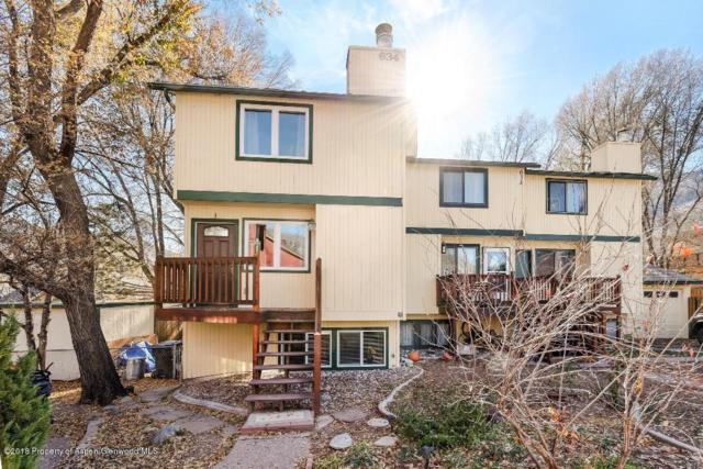 634 Davis Drive Apt. 3, Glenwood Springs, CO 81601 (MLS #156889) :: McKinley Real Estate Sales, Inc.