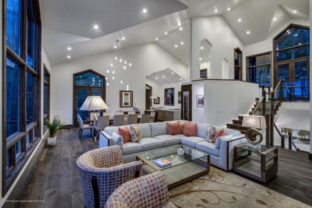 95 Ridge Road, Snowmass Village, CO 81615 (MLS #156915) :: McKinley Real Estate Sales, Inc.