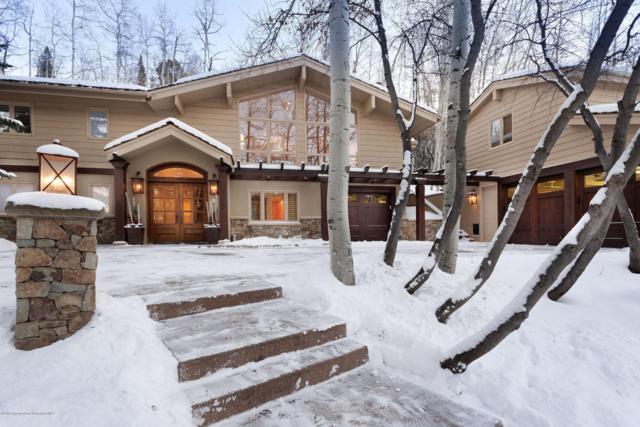 462 Maple Ridge Lane, Snowmass Village, CO 81615 (MLS #157057) :: McKinley Real Estate Sales, Inc.