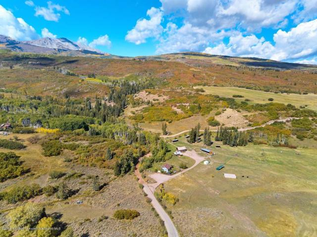 TBD Capitol Creek Road, Snowmass, CO 81654 (MLS #157291) :: McKinley Real Estate Sales, Inc.