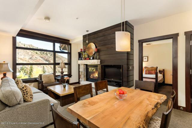 120 Carriage Way #2207, Snowmass Village, CO 81615 (MLS #157519) :: McKinley Real Estate Sales, Inc.