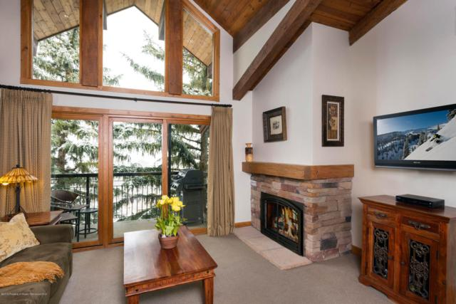 400 Wood Road #1307, Snowmass Village, CO 81615 (MLS #157591) :: McKinley Real Estate Sales, Inc.