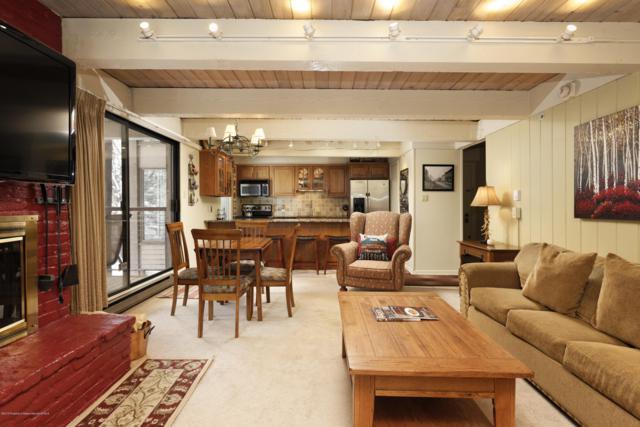 1034 E Cooper Avenue Unit 22-A, Aspen, CO 81611 (MLS #157670) :: McKinley Real Estate Sales, Inc.