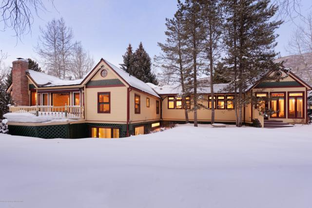 910 Gibson Avenue, Aspen, CO 81611 (MLS #157894) :: McKinley Real Estate Sales, Inc.